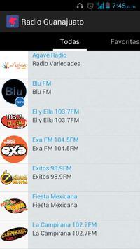 Guanajuato Radio screenshot 1