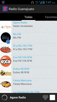 Guanajuato Radio screenshot 2