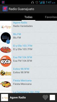 Guanajuato Radio screenshot 3