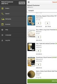 US Foods captura de pantalla 7