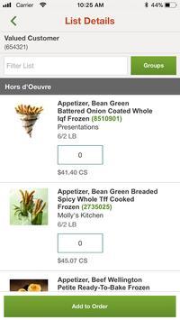 US Foods captura de pantalla 2