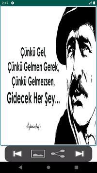 Özdemir Asaf Resimli Sözleri screenshot 7