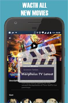 Morpheus TV BOX HD screenshot 1