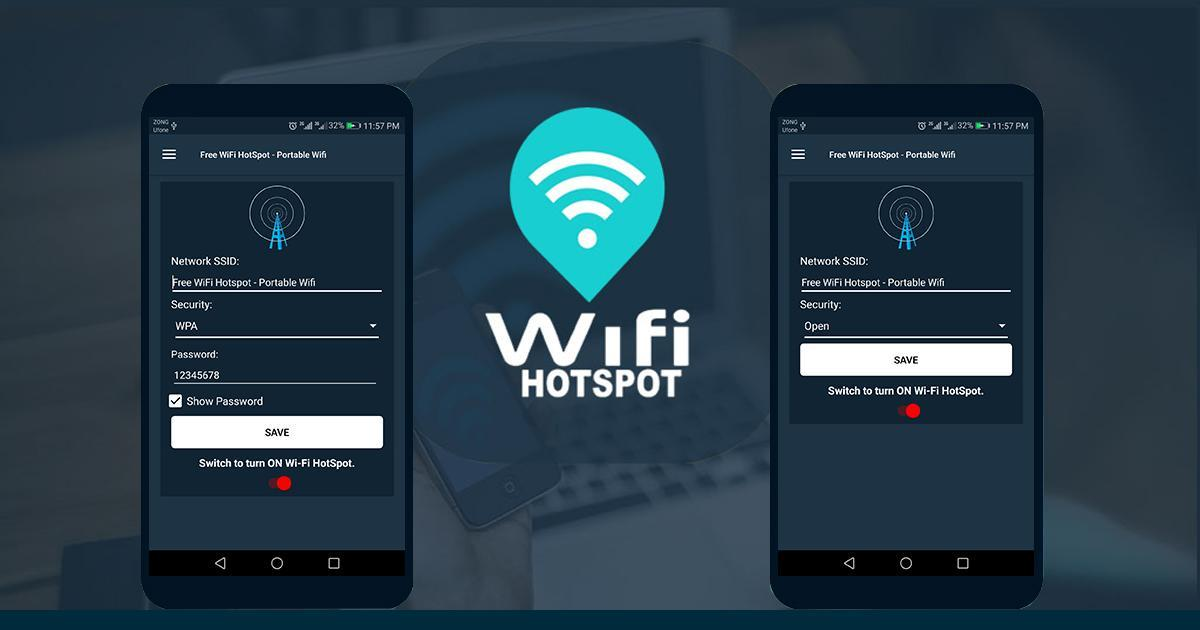 Free Wifi Hotspot Portable Wifi For Android Apk Download