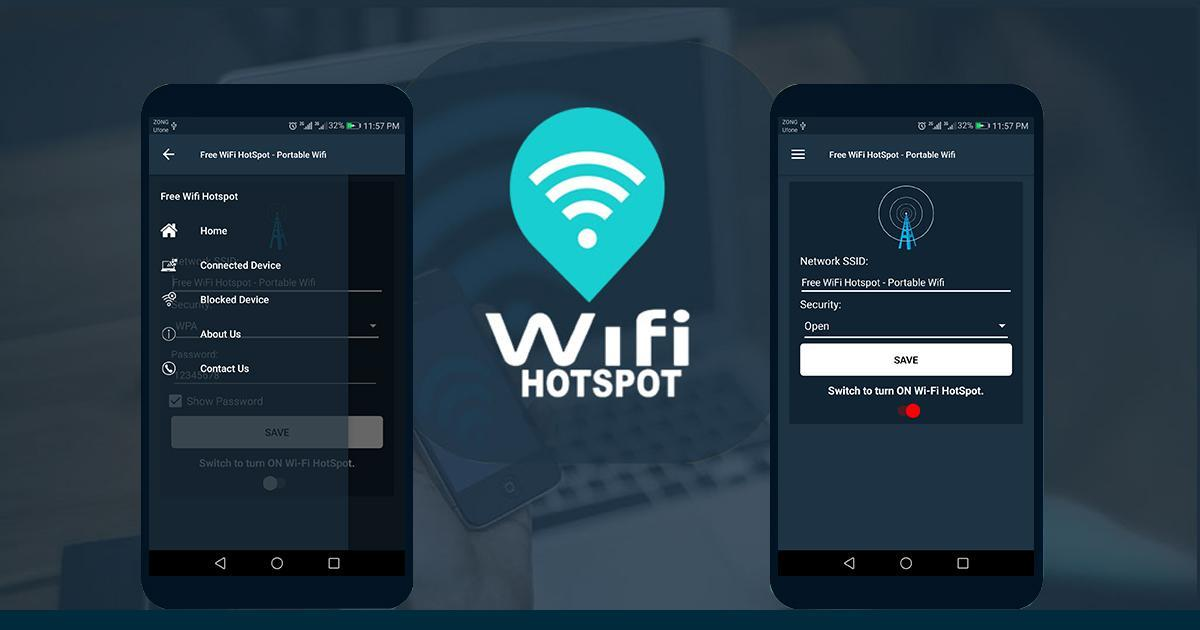 Free Wifi Hotspot - Portable Wifi for Android - APK Download
