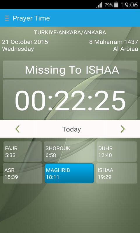 Prayer Time & Qibla Direction for Android - APK Download