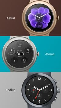 Looks Android Wear Watch Faces poster