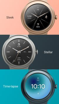 Looks Android Wear Watch Faces screenshot 1
