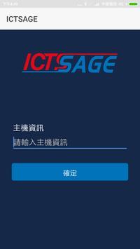ICTsage poster