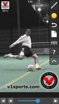 V1 Sports screenshot 2