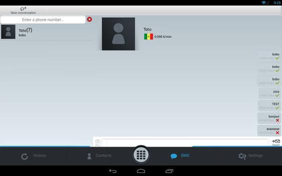 AfriCallShop screenshot 5