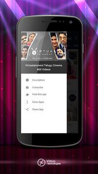Virtuatainment Telugu Cinema, Latest Movies & News poster