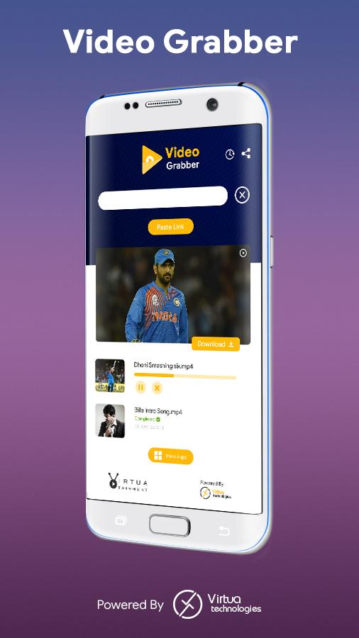 Video Grabber for Android - APK Download