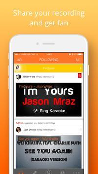 Karaoke - Sing with MyKara screenshot 3
