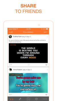 Karaoke - Sing with MyKara screenshot 7