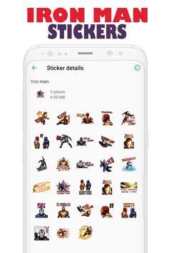Anime Stickers for WhatsApp (WAStickerApps) screenshot 17