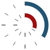 Concentric Clock Widget icon