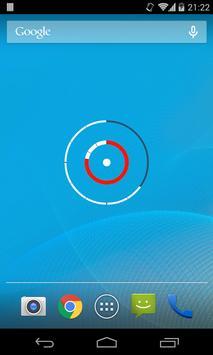 Concentric Clock Widget screenshot 2