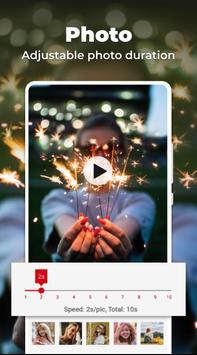 SlideShow - Slideshow Creator & Music Slideshow Ekran Görüntüsü 1