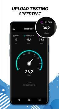 Тест скорости интернета - Speed Test Wifi скриншот 2