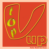 V topup Recharge App icon