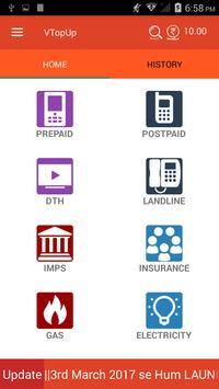 V topup Recharge App screenshot 4