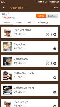 Coffee App screenshot 5