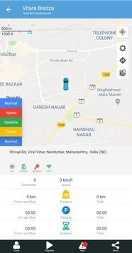 VTTeam GPS screenshot 1