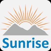 Sunrise Gps icon