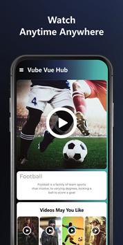 Vube Vue Hub تصوير الشاشة 2