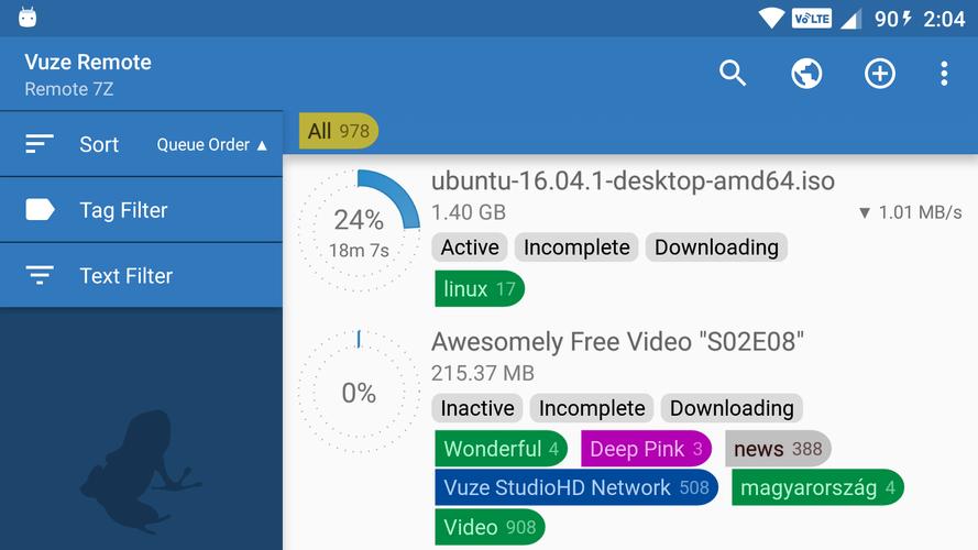 Vuze Remote APK 2 6 1 Download for Android – Download Vuze