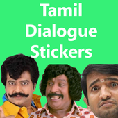 Tamil Dialogues Stickers - WAStickerApps for Android - APK Download