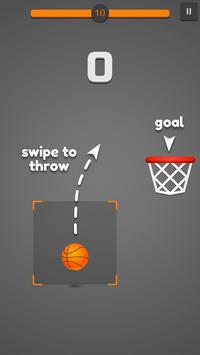 Dunk Shot Ball постер