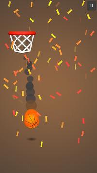 Dunk Shot Ball скриншот 1