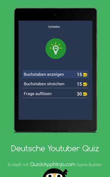 Deutsche Youtuber Quiz screenshot 19