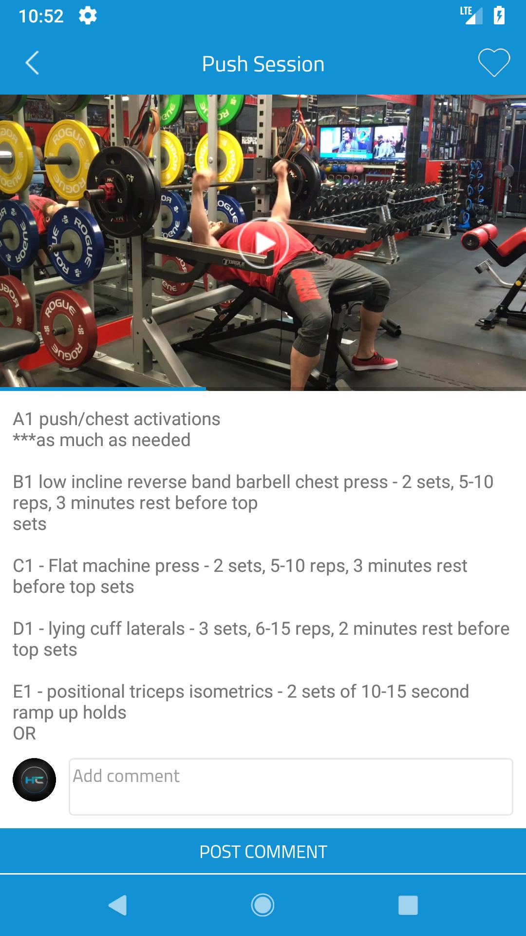Hypertrophy for Android - APK Download