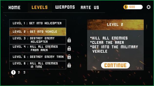 Commando Shooter : Best FPS Game of 2019 screenshot 3