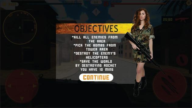 Commando Shooter : Best FPS Game of 2019 screenshot 5