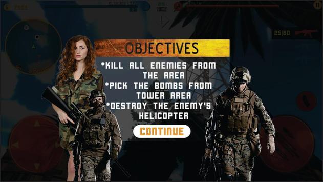 Commando Shooter : Best FPS Game of 2019 screenshot 6