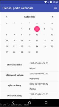 Diary for Android screenshot 2