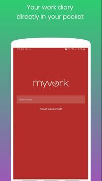 MyWork poster