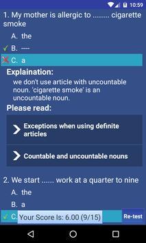 English Grammar Book Free screenshot 3