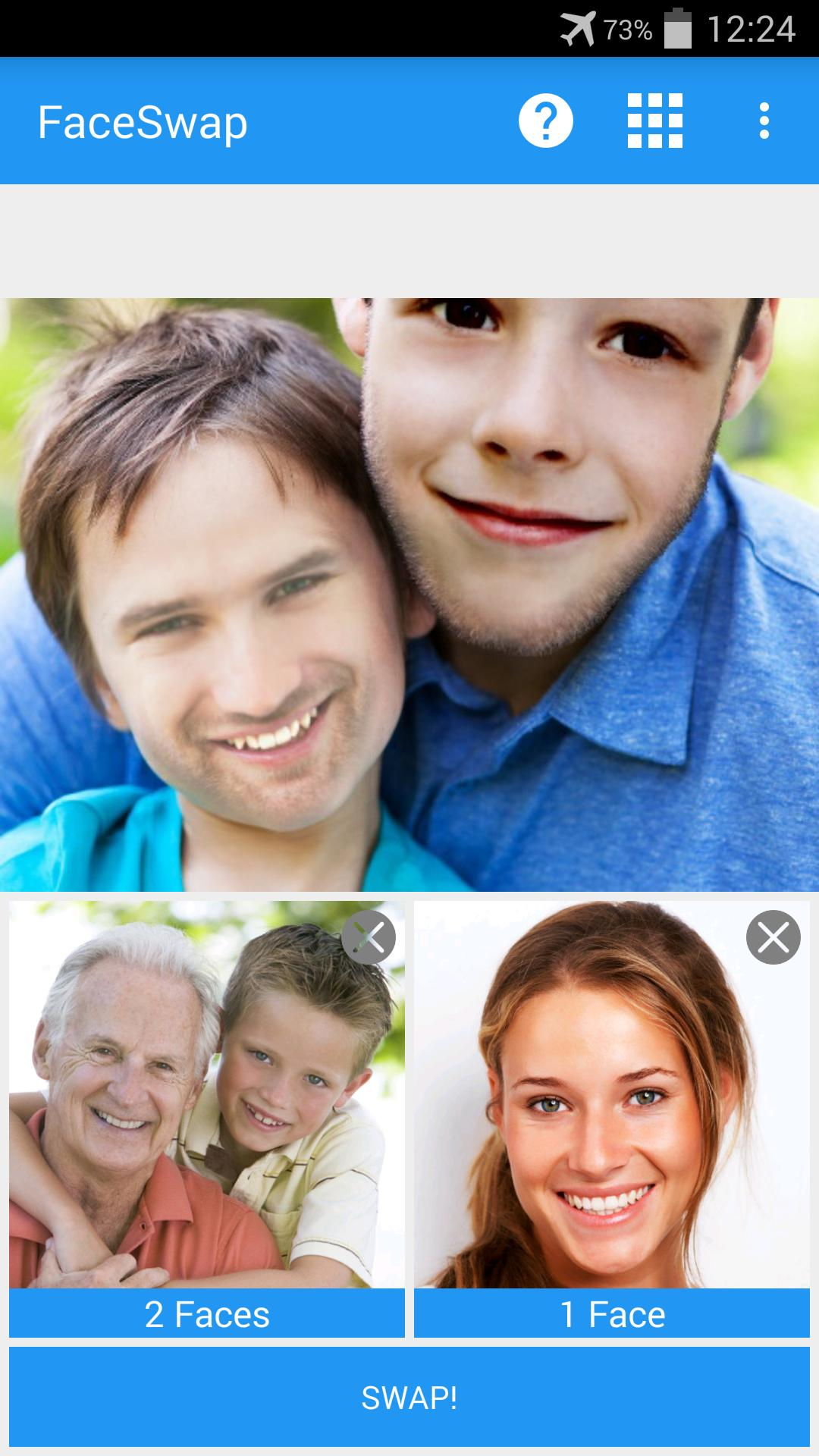 Face Swap - Photo Face Swap app for Android download 2019