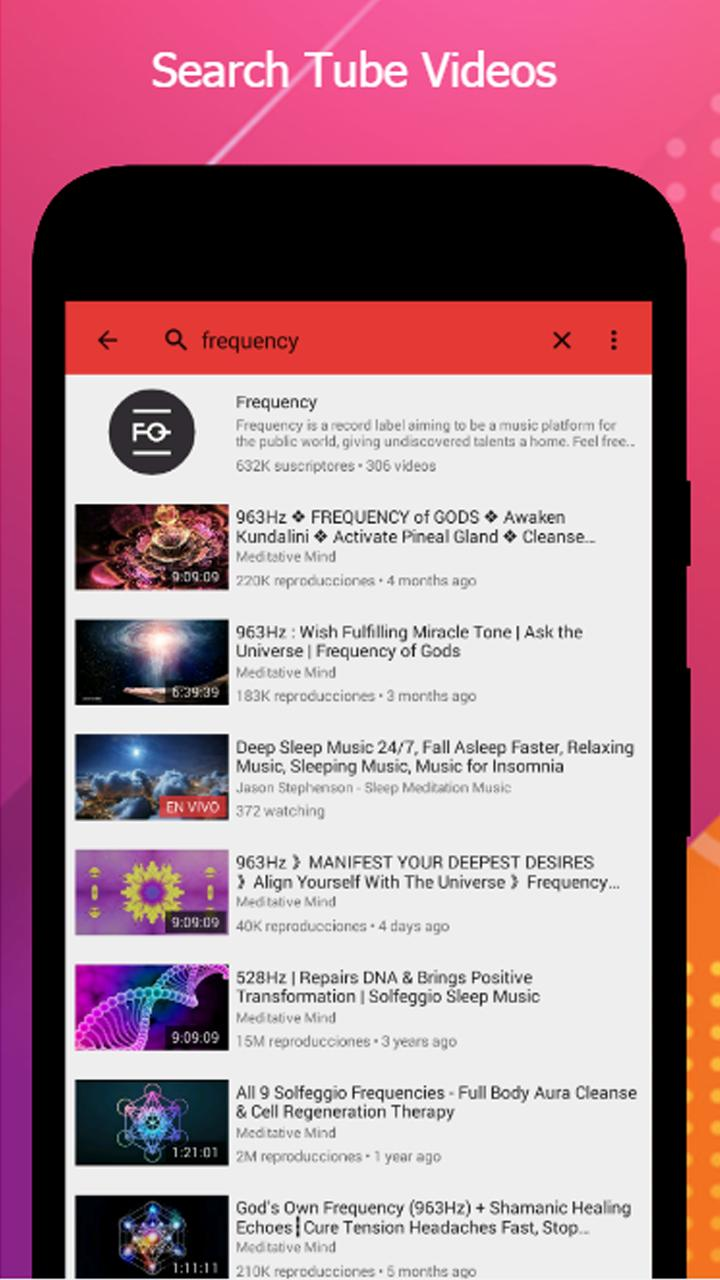 Tube Video - Play Tube - HD Video player for Android - APK