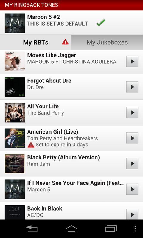 ram jam black betty ringtone download