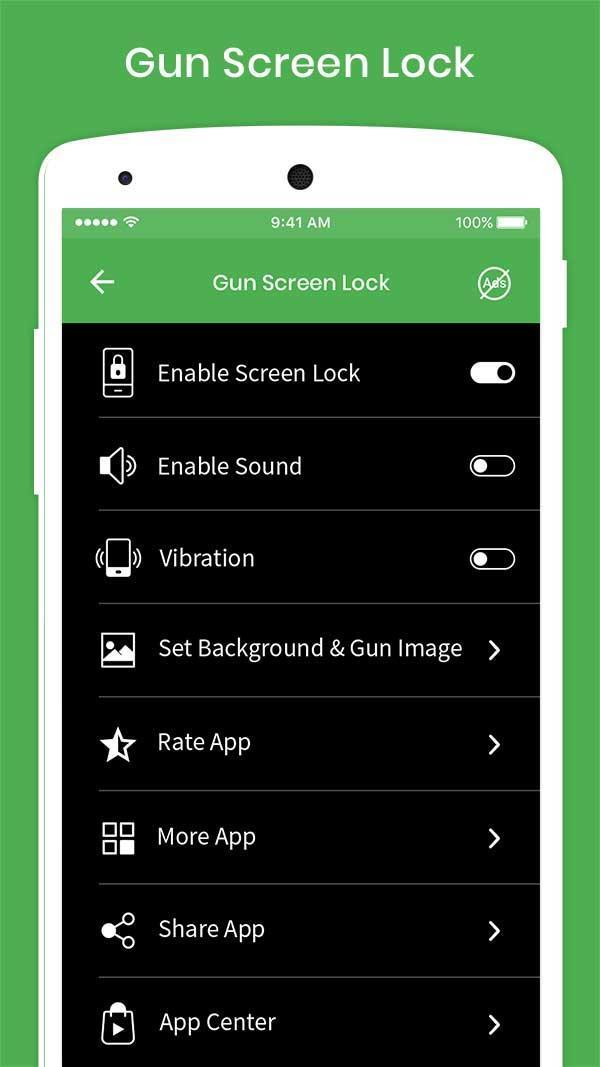 Gun Screen Lock Simulator for Android - APK Download