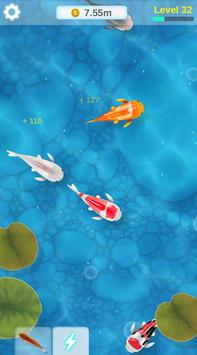 Idle Koi Fish - Zen Pond screenshot 1