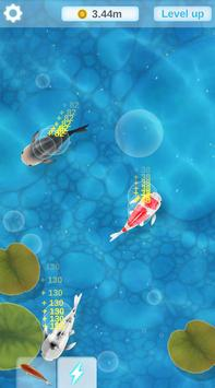 Idle Koi Fish - Zen Pond screenshot 7