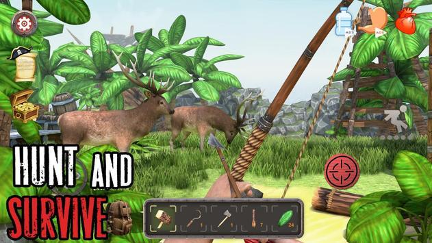 Survival Raft: Lost on Island - Simulator screenshot 10