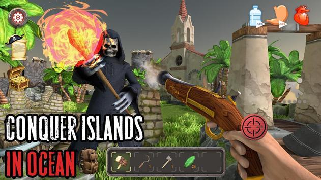 Survival Raft: Lost on Island - Simulator screenshot 18